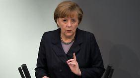 Vor umstrittenen Krim-Referendum: Merkel schickt warnende Worte Richtung Moskau