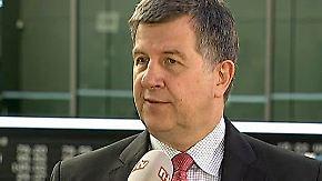 """K+S-Chef Steiner im n-tv Interview: """"2014 wollen wir 150 Millionen sparen"""""""
