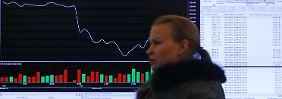 Sanktionen treffen den Kreml: Russlands Wirtschaft steckt in der Krise