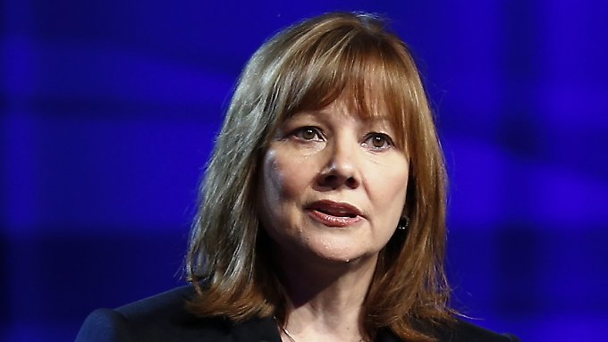 """1,5 Millionen Autos zurückgerufen: GM-Chefin Barra entschuldigt sich für """"schreckliche Dinge"""""""
