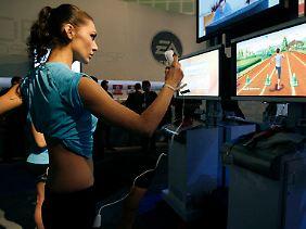 Leichtathletik im Simulator: Langsam aber sicher wächst der E-Sport in eine völlig neue Bedeutung.
