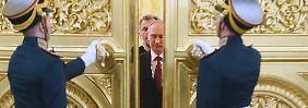 Aufnahme der Krim: Putin schreibt seinen Namen in die Geschichtsbücher