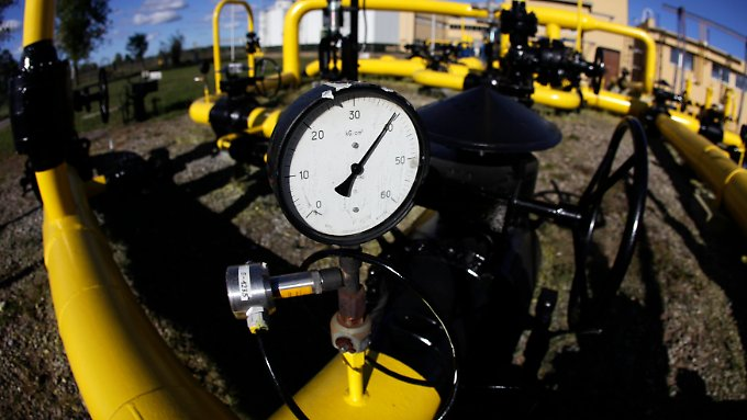 Von den russischen Gasexporten ist die EU abhängig - Russland aber noch stärker.