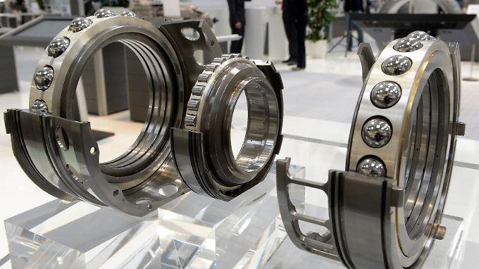 370 Millionen Euro Kartellstrafe für Schaeffler: EU verhängt Bußgeld gegen Hersteller von Kugellagern.