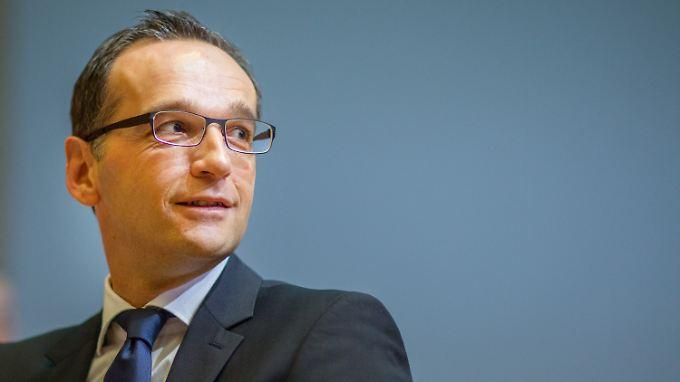 Heiko Maas - seit er Justizminister ist, preschte er schon mehrmals mit Gesetzesinitiativen vor.