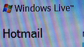 Der Blogger nutzte ein Hotmail-Konto.