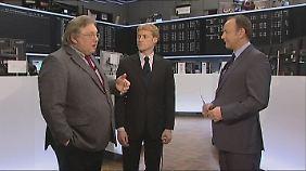 n-tv Zertifikate Talk: Dax-Absturz gestoppt?