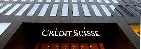 Millionenbußgeld: Credit Suisse kauft sich frei