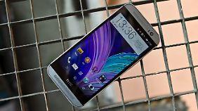 Das HTC One M8 ist das attraktivste Schnäppchen-Smartphone.