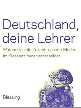 Christine Eichels Buch ist bei Blessing erschienen und kostet 19,99 Euro.