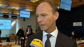 """Bertelsmann-Chef Rabe im Interview: """"Bildungsgeschäft soll eine dritte Säule werden"""""""
