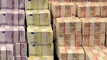 Altlasten im Staatshaushalt: Deutschlands Schuldenberg schrumpft