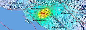 Heftiges Beben vor Kalifornien: Erdbeben erschüttert Region um Los Angeles