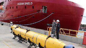 Vermeintliche MH370-Teile nur Müll: Suche mit speziellem Blackbox-Detektor startet