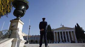 EU diskutiert neue Hilfsgelder: Griechenland spurt in letzter Minute