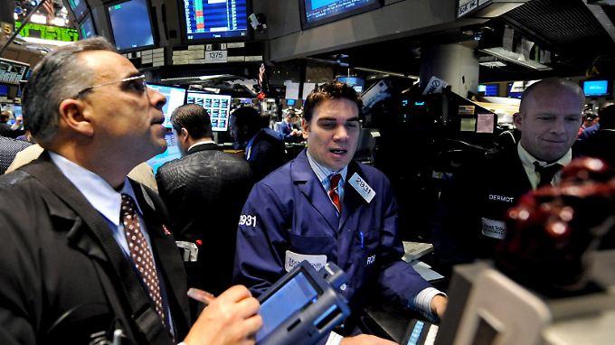 Nordkorea-Krise beschäftigt auch die Wall Street.