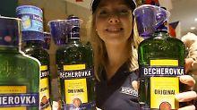 Klassiker im Angebot: Pernod Ricard sucht Becherovka-Käufer