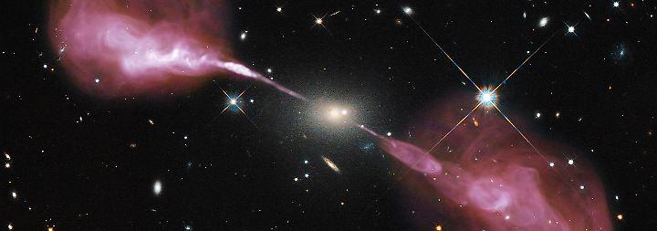 Die reiche Vielfalt im All: Galaxien: elliptisch, spiralig, verschlungen