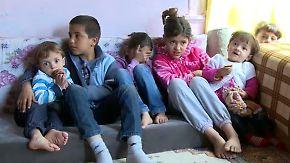 Folge des Bürgerkriegs in Syrien: Straßenkinder bevölkern Istanbul