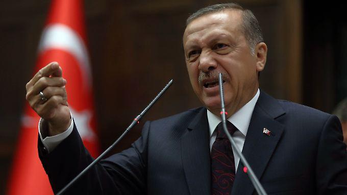 Die betreffende Stiftung gehört Erdogans Sohn und Tochter.