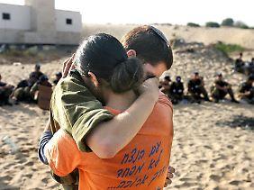 21 Siedlungen wurden geräumt, darunter Neve Dekalim bei Gush Katif.