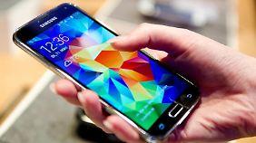Die Kamera des Galaxy S5 überzeugt vor allem bei guten Lichtverhältnissen.