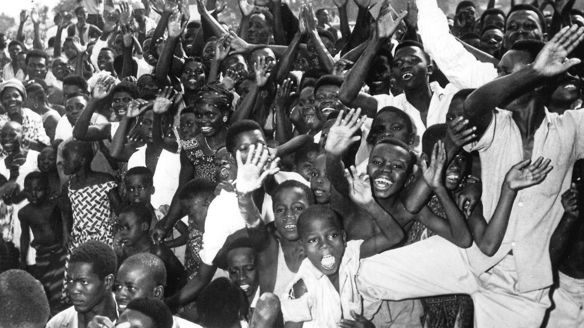 50 Jahre Nach Dem Kolonialismus Afrika Und Der Ressourcenfluch