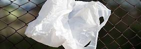 Gefährliche Umweltverschmutzung: EU sagt Plastiktüten den Kampf an