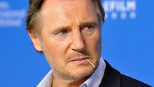 Kampf um Kutschen: Tierschützer protestieren gegen Liam Neeson