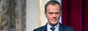 Vorschlag einer EU-Energieunion: Merkel spricht mit Tusk über Ukraine-Krise