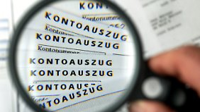 Steuer- und Sozialbetrug: Behörden fragen immer öfter private Kontodaten ab