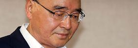 Nach Fährunglück: Südkoreas Ministerpräsident tritt zurück