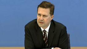 Geiselnahme von OSZE-Team: Deutschland fordert Russland zum Eingreifen in Ost-Ukraine auf