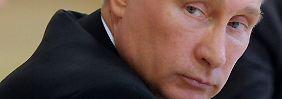 Hochkarätige Politiker auf Sanktionsliste: EU nimmt Putin-Vertraute ins Visier