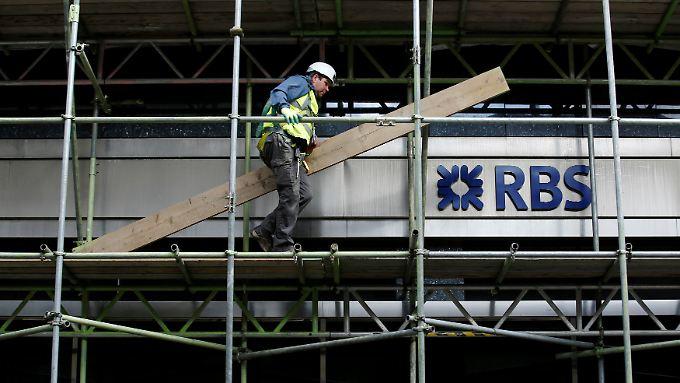 RBS wird über Jahre eine Baustelle bleiben.