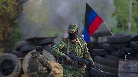 OSZE-Beobachter bleiben in Geiselhaft: Separatisten geben nicht nach