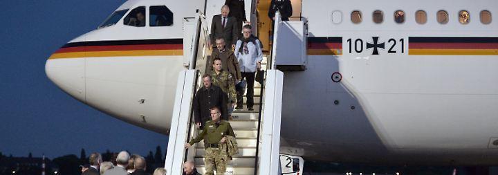"""Großer und tiefer Dank"": OSZE-Beobachter sind erleichtert nach Rettung"