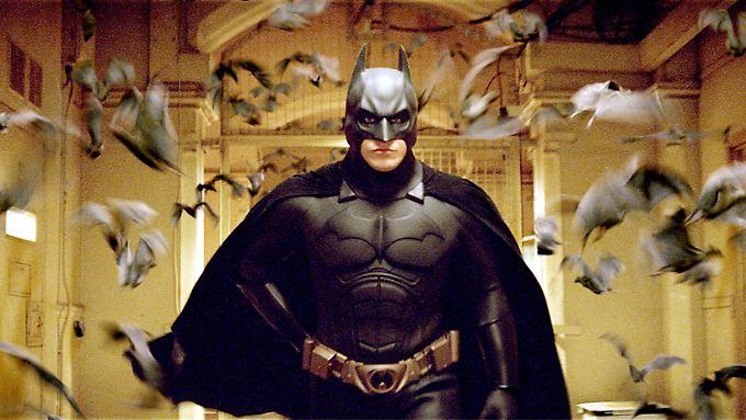 Batman ist sauer. Ob er nach Valencia fliegt, um die Sache ein für alle Mal zu klären?