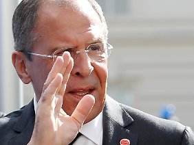 Ohne den russischen Außenminister Sergej Lawrow würde Putins Machtpolitik so nicht funktionieren.