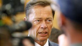 Prozess gegen Ex-Arcandor-Chef: Middelhoff weist Vorwurf der Veruntreuung zurück
