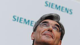 Siemens-Chef Kaeser verpasst Siemens eine neue Struktur. Ist da für Alstom noch Platz?