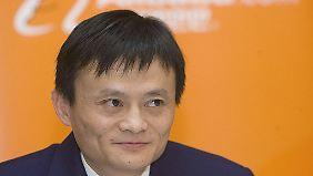 Alibaba-Gründer Jack Ma.