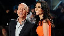 Töchterchen Nummer fünf ist da: Bruce Willis kann nur Mädchen