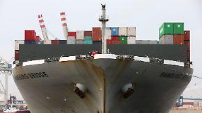 Binnennachfrage ankurbeln: Deutschland soll Exportüberschüsse verkleinern