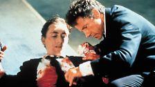 """Für Tarantino stand er zunächst für """"Reservoir Dogs"""" (Bild) vor der Kamera, bevor er Pumpkin, einen Teil des Gaunerpärchens spielte, das ein Restaurant überfällt."""