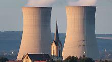 """""""Bad Bank"""" für Atomstromreste?: AKW-Betreiber wollen auslagern"""