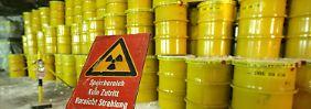 Wer bezahlt den Atomausstieg?: Bund will Kosten nicht übernehmen