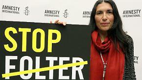 Bericht von Amnesty International: Folter ist weltweit an der Tagesordnung