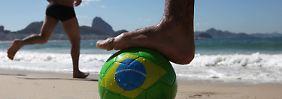 Lukratives Geschäft: Fußball-WM wird für Wirtschaft zum Milliardenspiel