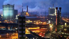 Erster Gewinn seit zwei Jahren: ThyssenKrupp schreibt wieder schwarze Zahlen